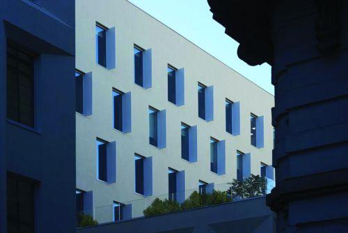 San Nicolao building