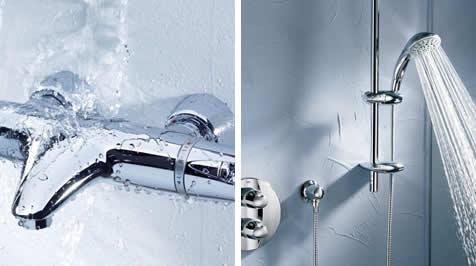 regolatori termostatici grohe grohtherm