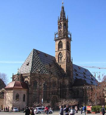 Innovativo sistema di riscaldamento a pellet per il Duomo di Bolzano