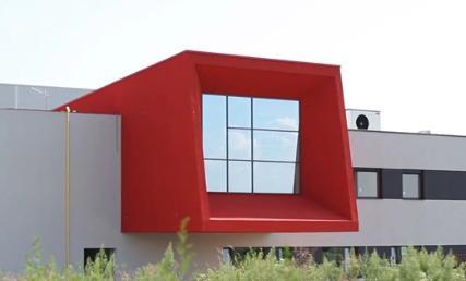 Nella nuova Casa Hoval una sala formazione all'avanguardia