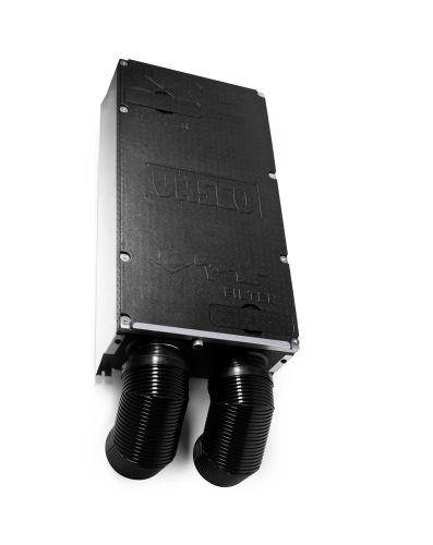 Nuova unità di ventilazione meccanica controllata DII