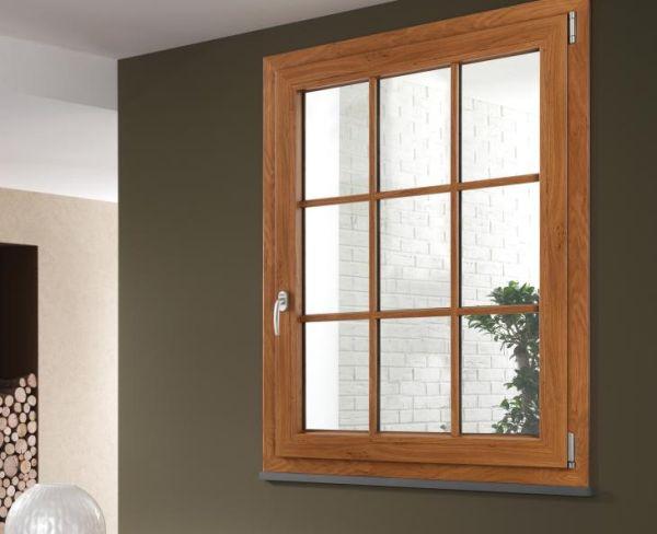 finestra in PVC Climatek di Fossati