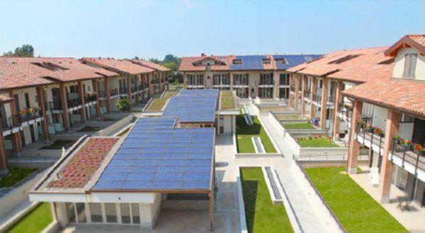 Eurosolar Prize Complesso residenziale TerraCielo