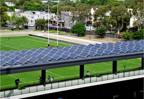 Eurosolar Prize lo stadio di Sydney