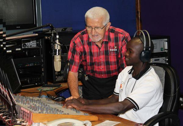 Eurosolar Prize: Radio pacis