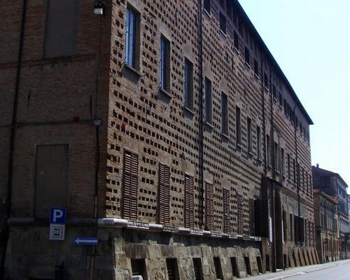 """Palazzo """"Mazzolani"""" 1"""