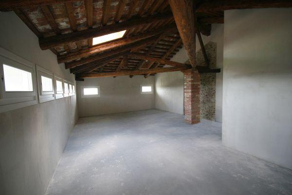 Cà Spineda, restauro in bioedilizia