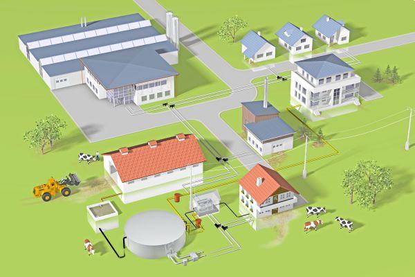 Rauthermex, sistema di tubazioni per impianti di teleriscaldamento