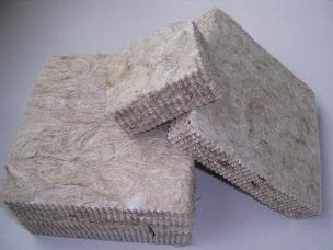 Isolante termico fiberkenaf