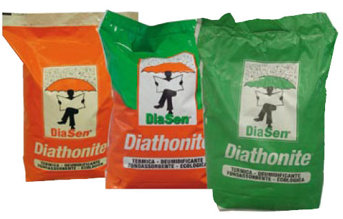 intonaco isolante diathonite