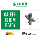 Caleffi is BIM ready 19