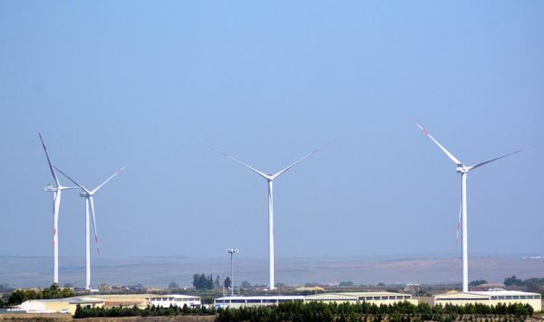 In funzione il nuovo parco eolico di Asja realizzato a Matera