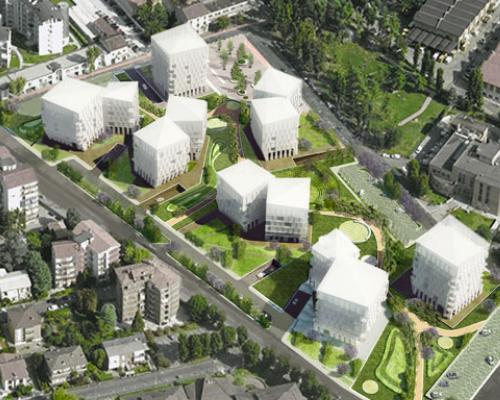 Nuovo quartiere Parco dell'Abitare 1