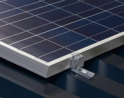 Renusol -MetaSole - Soluzioni per tetti a falda distribuito da AS Solar