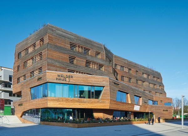 Wälderhaus di Amburgo: la soluzione in Neopor® per il tetto verde