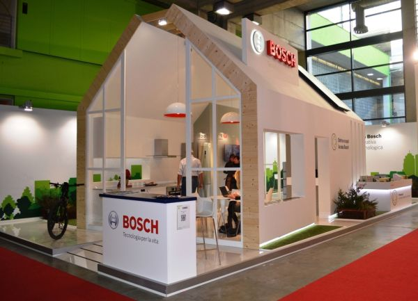 "Bosch a Klimahouse vince il ""Marketing Award"" e il ""Trend Award"""