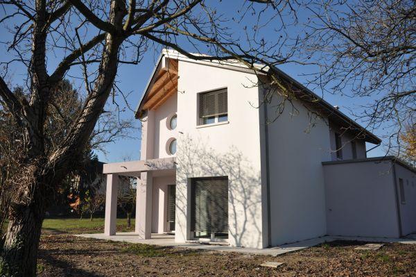 In Veneto la prima casa a bolletta zero certificata Minergie