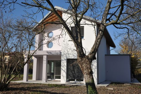 In Veneto la prima casa certificata Minergie realizzata con sistemi Hoval