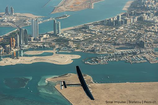 Iniziato il volo intorno al mondo… senza carburante, alimentato a energia solare
