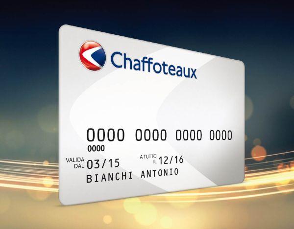 Chaffoteaux Unique, programma di loyalty con App e sito web dedicato