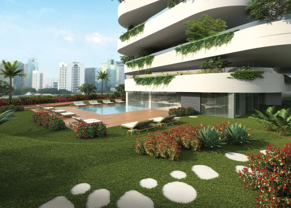 "Il progetto green Oxygen Eco-Tower vince il ""People's Choice Award"""