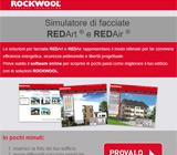 Soluzioni ROCKWOOL per la tua facciata. Prova il software online! 37