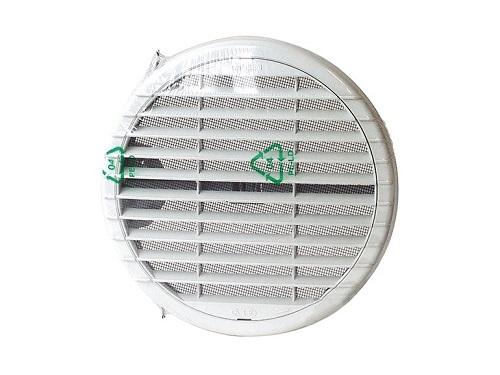 Tubazione di griglia di ventilazione