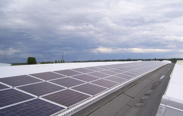 Impianto fotovoltaico Enerray per i Grandi Salumifici Italiani