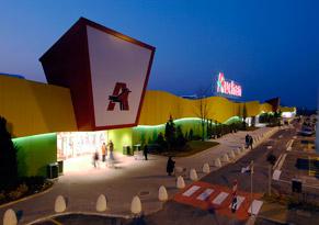 Case History Enerray, impianto fotvoltaico per 2 stabilimenti Auchan