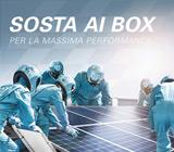 Sosta ai box meteocontrol – consulenza indipendente per impianti FV 12