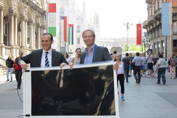 Il modulo fotovoltaico flessibile  PROMETEA vince il premio Legambiente