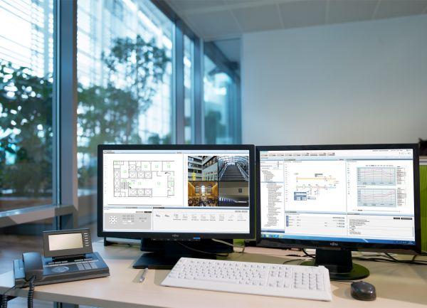 Desigo CC: gestione integrata degli edifici con un'unica piattaforma software