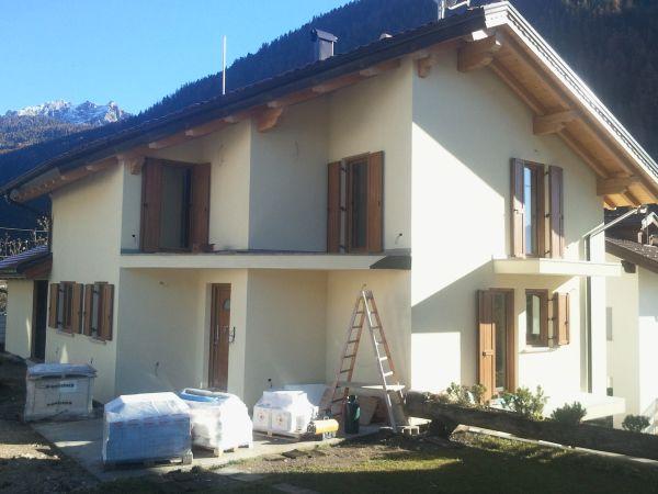 Villa unifamiliare in legno