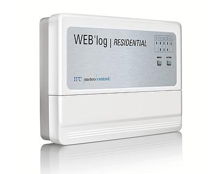 MINI DATALOGGER WEB'log Residential
