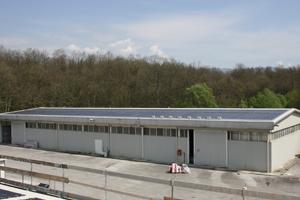 Sistema impermeabile integrato a moduli fotovoltaici flessibili – FLAGSOLAR