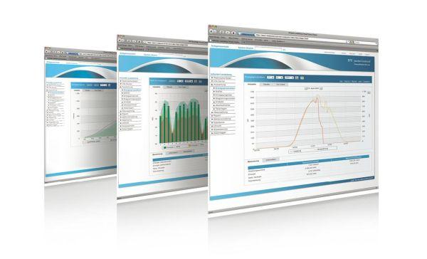Portale safer'Sun Professional, Portale web professionale per impianti FV industriali