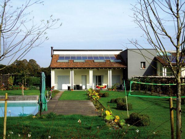 Efficienza energetica e benessere abitativo per nuove residenze di pregio nel parmense