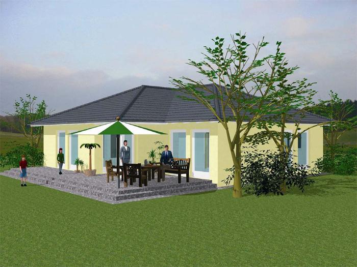 Villa biovitale design house REGNAUER