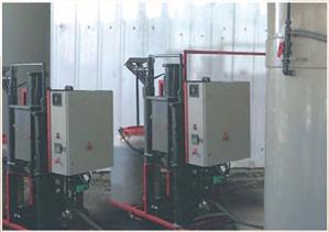 sistema trattamento acque reflue p2w