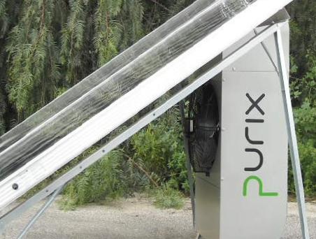 Sistemi di condizionamento solare per il massimo comfort interno