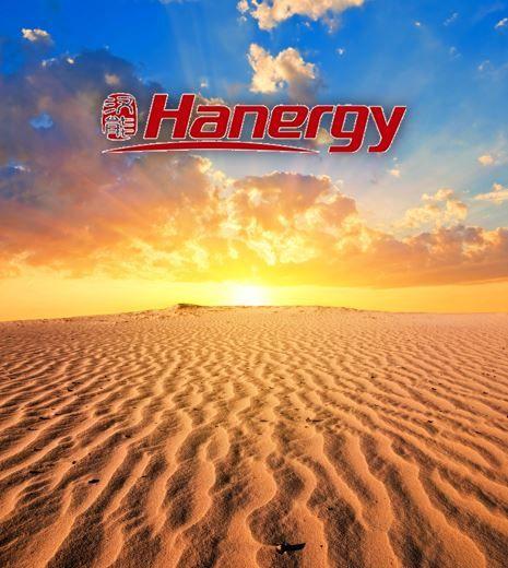 Hanergy firma 1GW di rinnovabili in Giordania