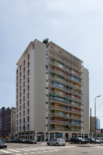 Certificata a Milano dal Comune l'efficienza energetica di un condominio