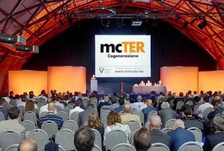 A mcTER 2015 cogenerazione, Biomasse e Bio-Gas