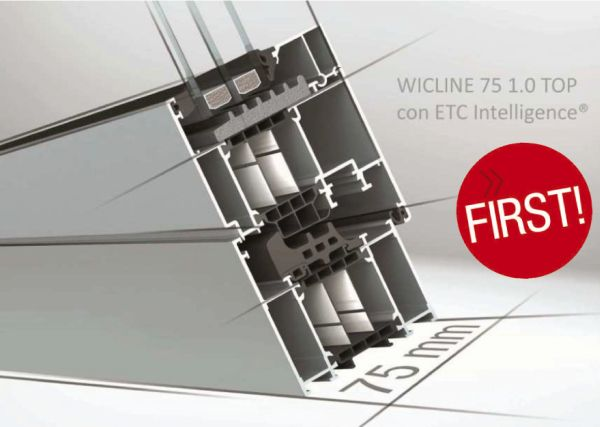 Finestra WICLINE 75 1.0