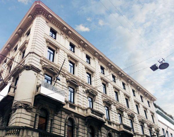 Il progetto di riqualificazione dell'edificio San Prospero