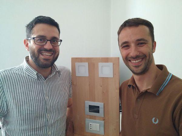 Una start up innovativa per risparmiare energia e ridurre i consumi. I due fondatori