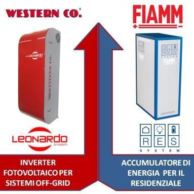 Corsi di formazione sistemi di accumulo Western Leonardo & FIAMM RES