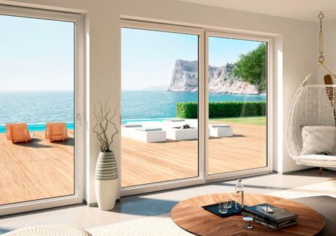 PROLUX, ampie vetrate, isolamento termico e sicurezza