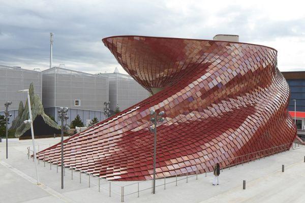 Tecnologia e design per le schermature solari dell'Expo