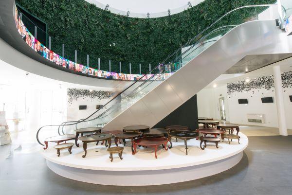 Il verde pensile e sostenibile dei padiglioni dell'Expo